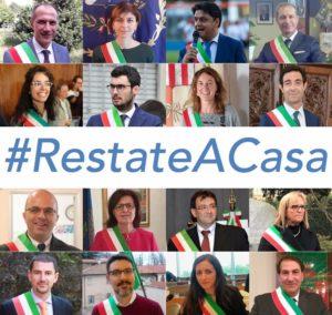 #RestateACasa: lettera aperta dei Sindaci del Nord Ovest Milano