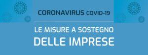 Coronavirus | Misure e bandi a sostegno delle imprese