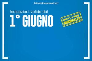 Nuova Ordinanza Regionale: disposizioni valide in Lombardia dal 1° Giugno