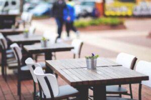 Coronavirus: ampliamento degli spazi esterni di bar, ristoranti e similari-procedure semplificate