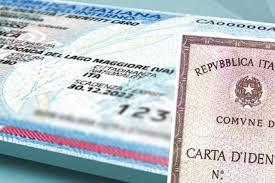 Carte d'Identità: Ulteriore proroga validità al 31 Dicembre 2020- Rinnovo carta d'identità