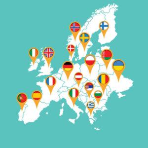 Voto degli italiani temporaneamente all´estero (paesi UE)