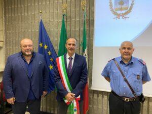 Videosorveglianza: firmata la convenzione tra Comune e Carabinieri per la condivisione delle immagini delle telecamere comunali
