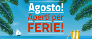 Agosto 2020 a Cesate: Elenco dei negozi aperti