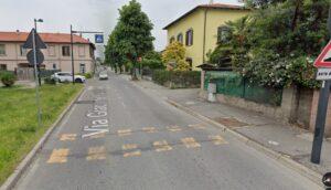 Al via i lavori di riqualificazione dei marciapiedi di via Puccini