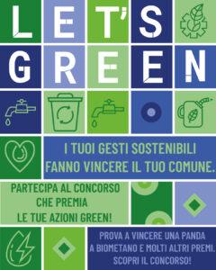 Let's Green! Cesate partecipa al concorso del Gruppo CAP