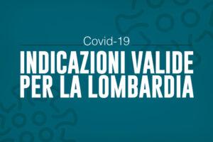 Covid-19 | Ultime disposizioni
