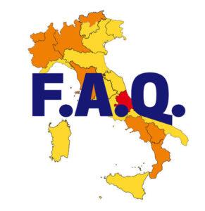 Risposte alle domande frequenti (FAQ) sul DPCM 3 dicembre 2020 e spostamenti periodo 21/12 – 6/1