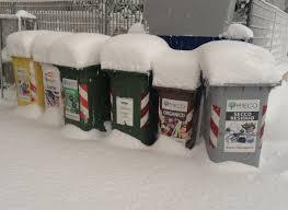 Avviso- Servizio raccolta rifiuti
