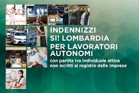 SI! Lombardia – Avviso 2 – Contributi per P. IVA individuali