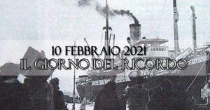 10 febbraio-Giorno del ricordo!