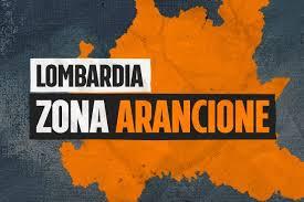 """Dal 1°marzo la Lombardia torna in """"Zona Arancione"""""""