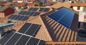 Cesate guarda al futuro, il fotovoltaico vale quanto 700 nuovi alberi