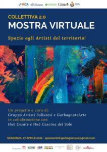 """""""Mostra Virtuale – Spazio agli artisti del territorio"""""""