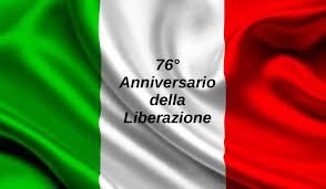 Celebrazione 25 aprile 2021 – Festa della Liberazione
