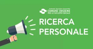 Ricerca personale: Educatore Professionale Socio Pedagogico o Socio Sanitario