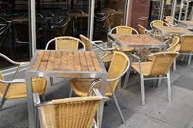 Spazi all'aperto per bar e ristoranti – Esonero TOSAP fino al 30 giugno