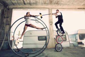 Il Grande Circo di Gregor & Katjusha