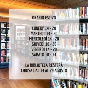 Biblioteca d'Estate
