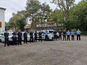 Parco delle Groane, lotta allo spaccio con la task force della PL.