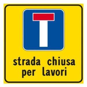 Chiusura di un tratto di via Romanò dal 30/08 al 10/09