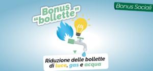 Bonus Luce, Gas e Acqua – dal 2021 non serve richiederlo