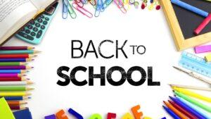 Avvio dei servizi scolastici 2021/22