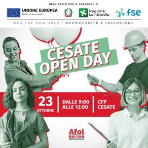 Orientamento scolastico – Open Day