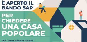 Apertura Bando S.A.P. (Ex Case Popolari) – Anno 2021